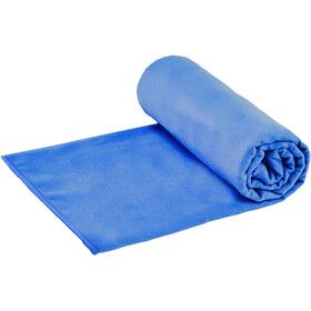 CAMPZ Microvezel Handdoek 40x80cm, blue